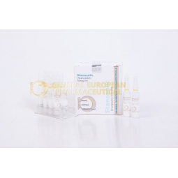 STANOZOLIC STANOZOLOL 50mg/ml. 10 tab. GENERAL EUROPEAN PHARMACEUTICALS