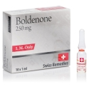 BOLDENONE BOLDENONE UNDECYLENATE 250mg/ml. 10 amp. SWISS REMEDIES