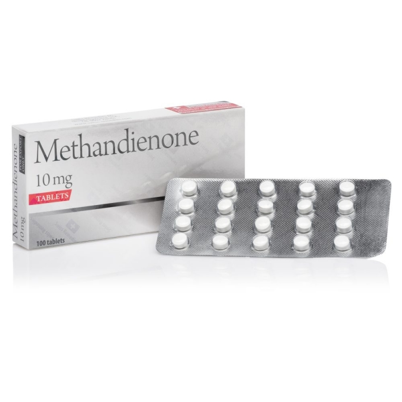 METHADIENONE 10mg/tab. 100 tab. SWISS REMEDIES