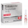 TESTOSTERONE PROPIONATE 100mg/ml. 10 amp. SWISS REMEDIES