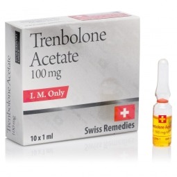TRENBOLONE ACETATE 100mg/ml. 10 amp. SWISS REMEDIES