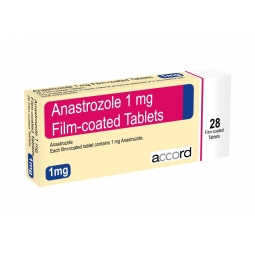 ANASTROZOLE 1mg/tab. 28 tab. ACCORD HEALTHCARE IRELAND LTD