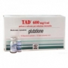 TAD 600 GLUTATIONE 600mg/4ml. 10 amp. BIOMEDICA FOSCAMA