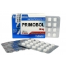 PRIMOBOL METHENOLONE ACETATE 50 mg/tab. 60 tab. BALKAN PHARMACEUTICALS