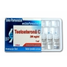 TESTOSTERONA C TESTOSTERONE CYPIONATE 200mg/ml. 5 amp. BALKAN PHARMACEUTICALS