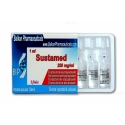 SUSTAMED TESTOSTERONE MIX COMPOUND 250mg/ml. 10 amp. BALKAN PHARMACEUTICALS