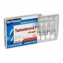 TESTOSTERONA P TESTOSTERONE PROPIONATE 100mg/ml. 5 amp. BALKAN PHARMACEUTICALS