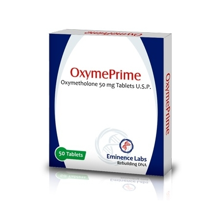 OXYMEPRIME OXYMETHOLONE 50mg/tab. 50 tab. EMINENCE LABS